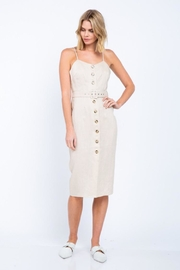 skylar madison Button-Down Midi Dress - Product Mini Image