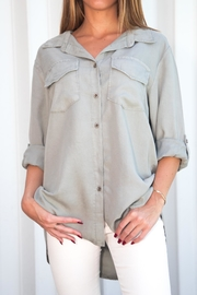 Brand Bazar Button-Down Shirt - Front cropped