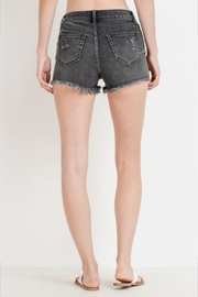 Just USA Button Down Shorts - Side cropped