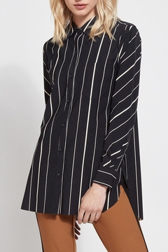 Lysse Button Down Swing Shirt - Product List Image