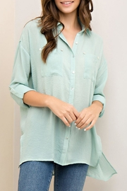 Entro Button Down Top - Product Mini Image