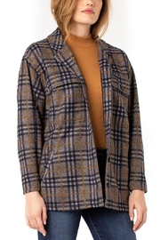 1940s Style Coats and Jackets for Sale Button Front Boxy Jacket $119.00 AT vintagedancer.com