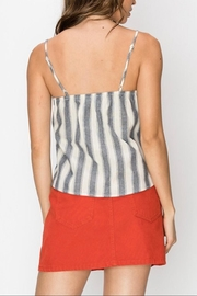 Favlux Button Front Cami - Side cropped