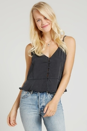 Bella Dahl Button Front Cami - Front full body