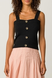 Margaret O'Leary Button Front Camisole - Product Mini Image