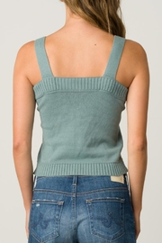 Margaret O'Leary Button Front Camisole - Front full body