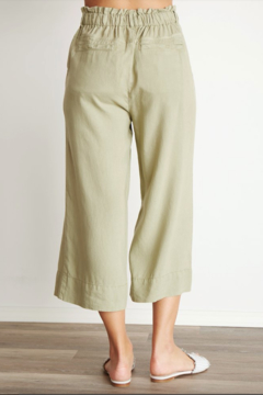 Bella Dahl Button Front Crop Pant - Alternate List Image