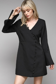 Do & Be Button Front Dress - Product Mini Image