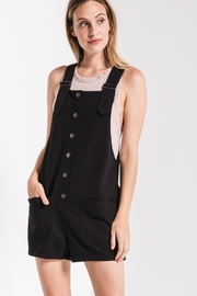 Z Supply  Button Front Overall - Front cropped