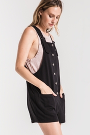 Z Supply  Button Front Overall - Front full body