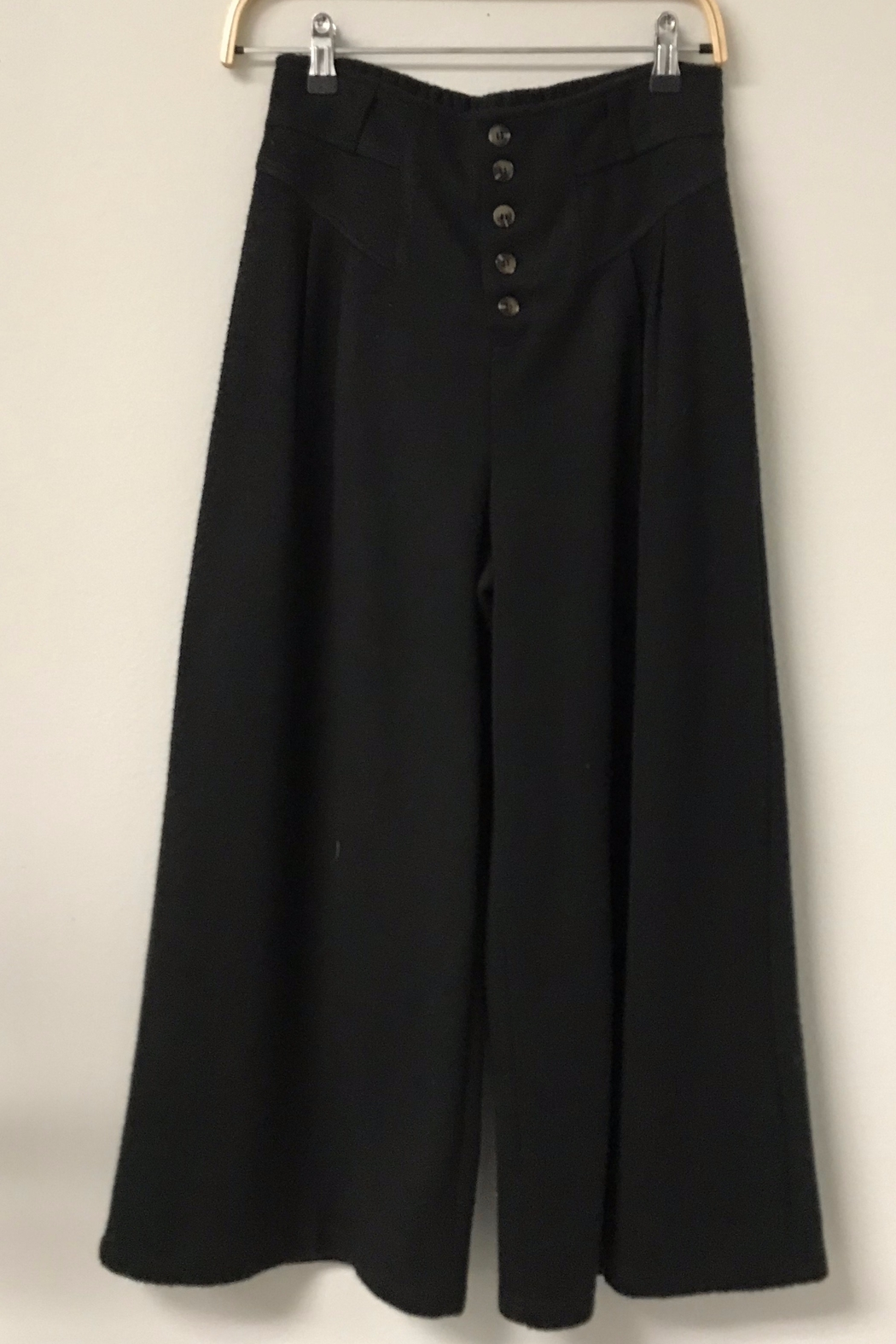 Thml Button Front Pant - Main Image