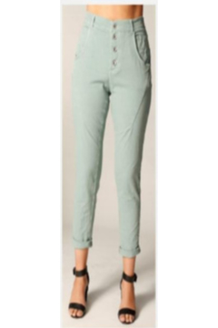 Shoptiques Product: Signature Button Front Pants