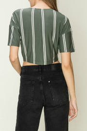 HYFVE Button front tie top - Side cropped
