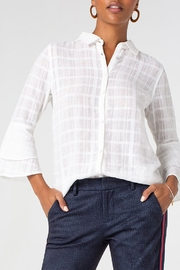 Liverpool Button Front Tiered Bell - Front cropped