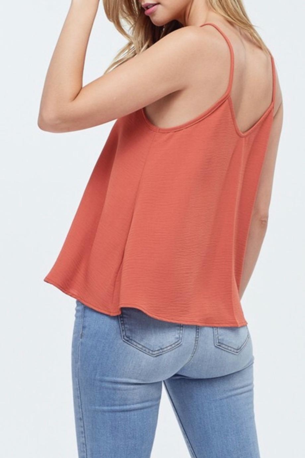 Jolie Button Swing Tank - Side Cropped Image