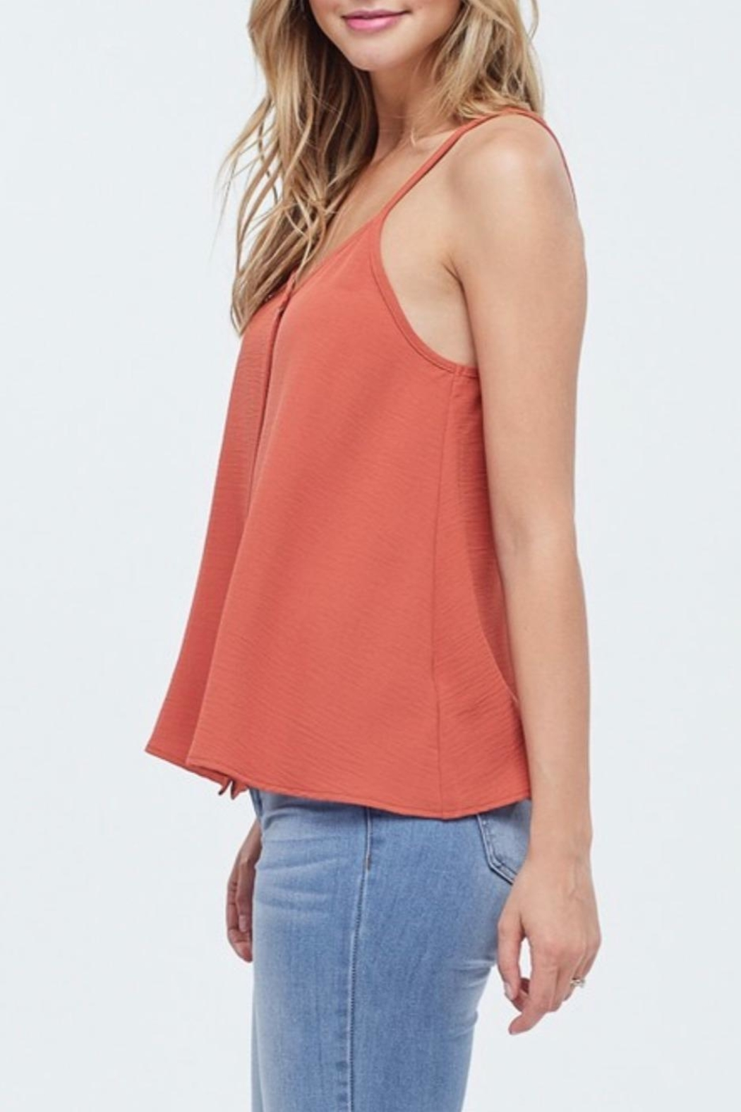Jolie Button Swing Tank - Front Full Image