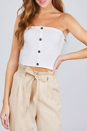Active USA Button Tube Top - Product Mini Image