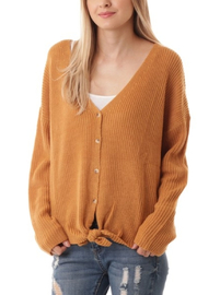 ijoah Button Up Babe sweater - Product Mini Image