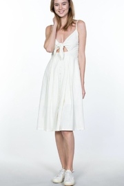 Ark & Co. Button-Up Cami Dress - Front cropped