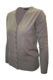 Button Up Cardigan - Front cropped