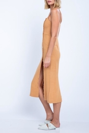 TIMELESS Button Up Dress - Front full body