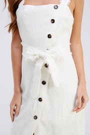 Gilli Button Up Dress - Side cropped