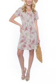 rokoko Button-Up Floral Dress - Product Mini Image
