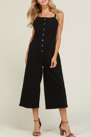 Wishlist Buttond Down Jumpsuit - Product Mini Image
