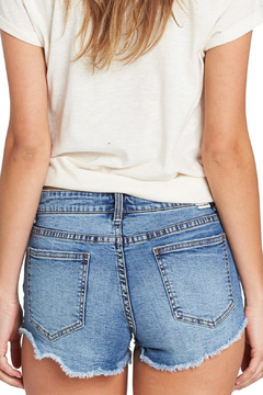 Billabong Buttoned Up Denim Short - Alternate List Image