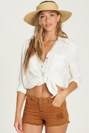 Billabong Buttoned-Up Short Golden-Brown - Product Mini Image