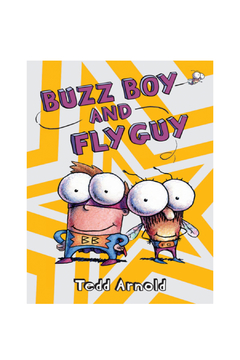 Scholastic Buzz Boy And Fly Guy - Alternate List Image