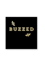 CR Gibson Buzzed Cocktail Napkins - Product Mini Image