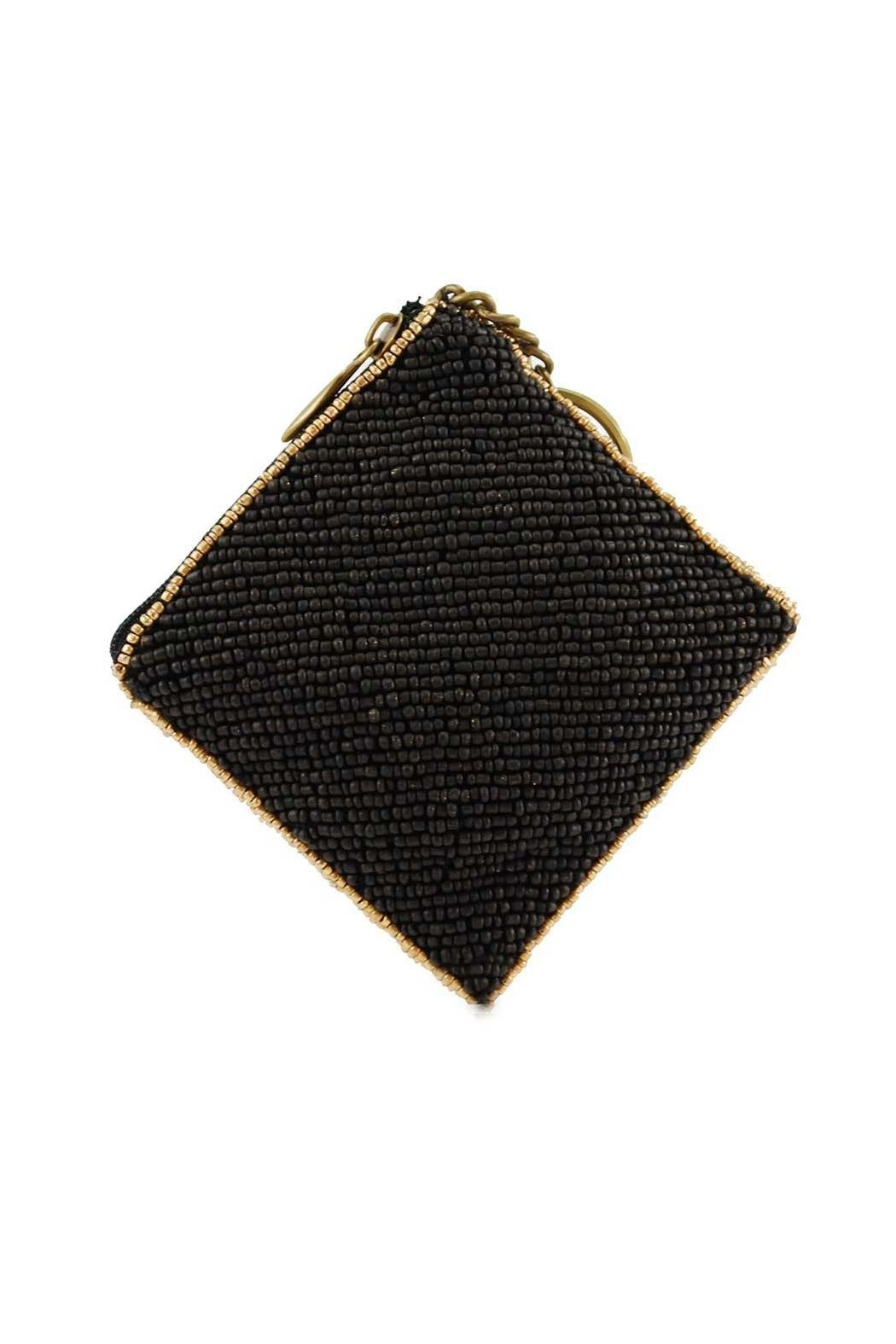Mary Frances Buzzed Coin Purse - Front Full Image