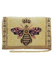 Mary Frances Buzzzed Handbag - Front cropped