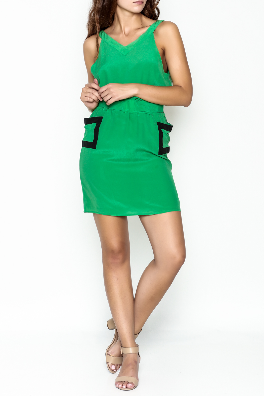 By Smith Khloe Dress - Side Cropped Image