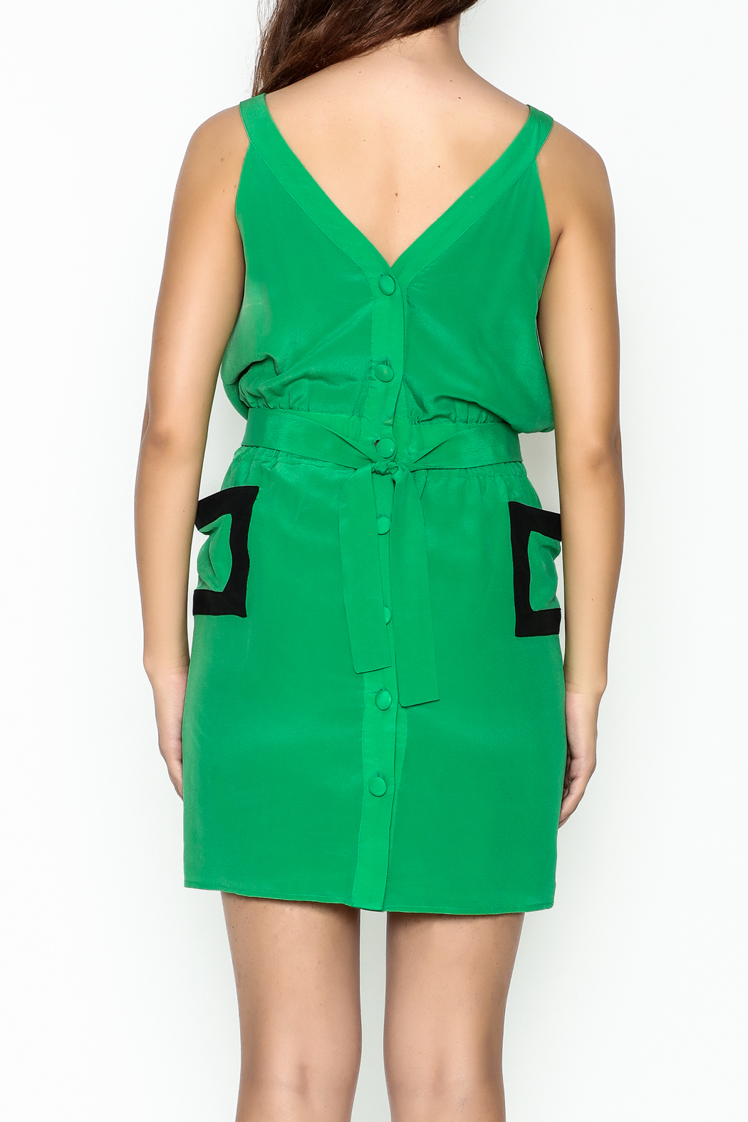 By Smith Khloe Dress - Back Cropped Image