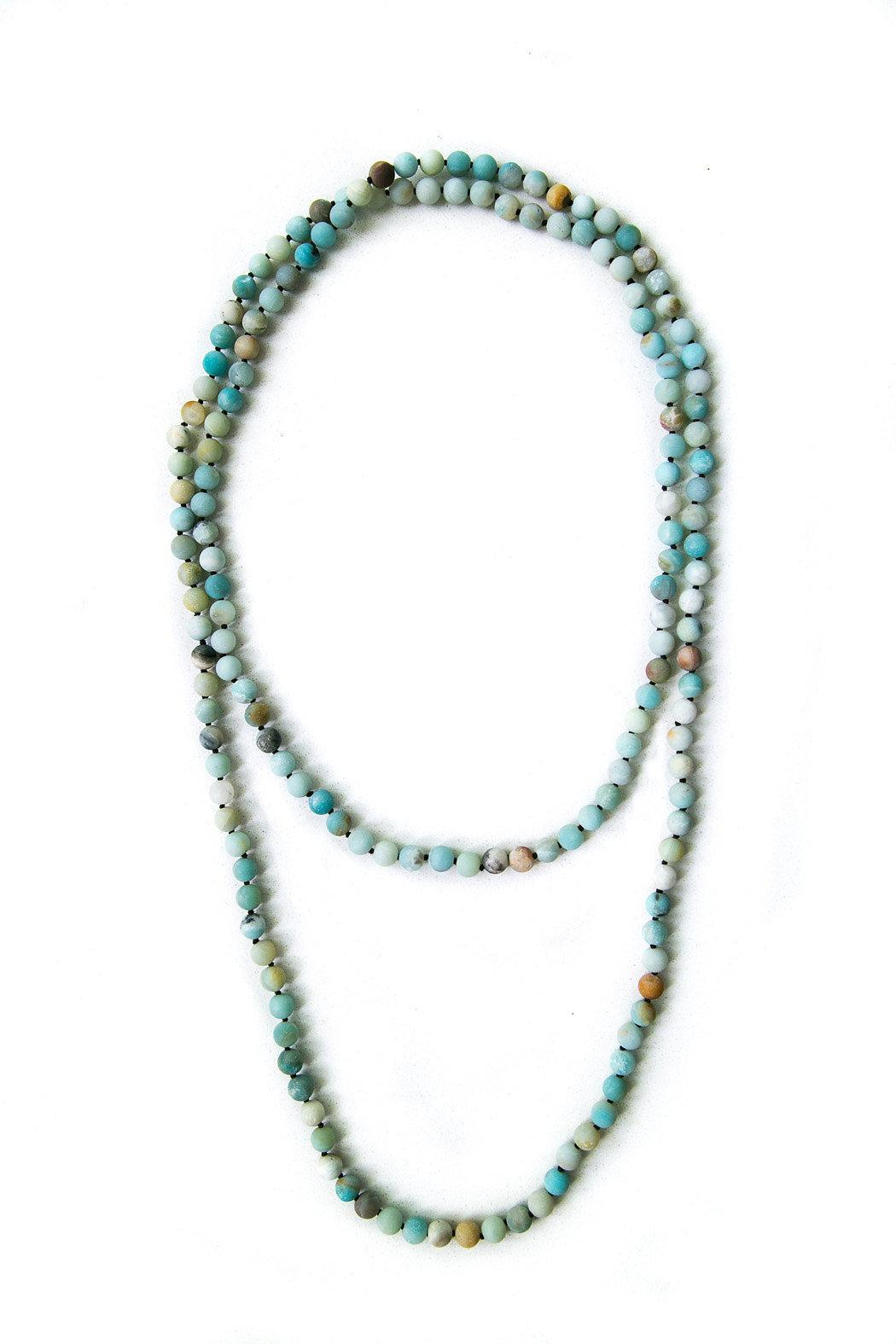 by gosch amazonite necklace from atlanta by