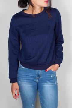 Shoptiques Product: Blue Sweater