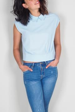 Shoptiques Product: Blue Top