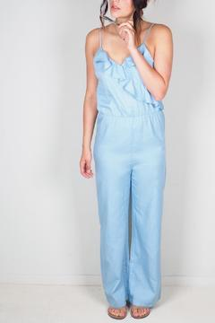 Shoptiques Product: Denim Jumpsuit