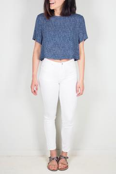 BY L White Highwaist Jeans - Product List Image