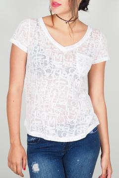 Shoptiques Product: White Tee