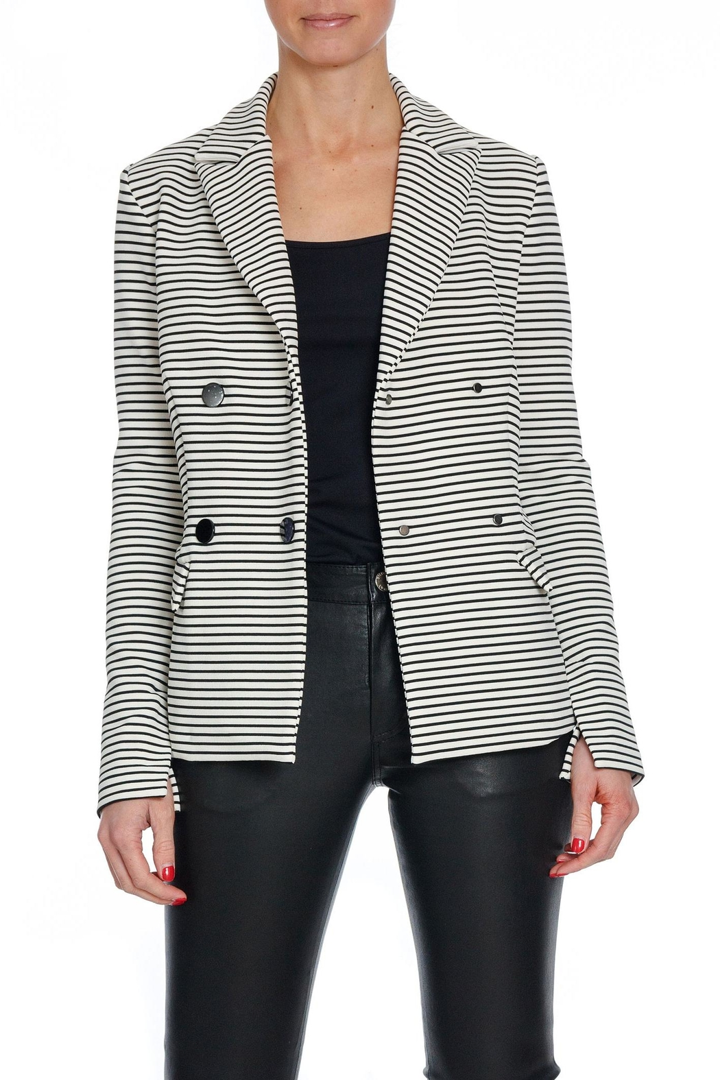 By Malene Birger Andio Blazer - Front Full Image