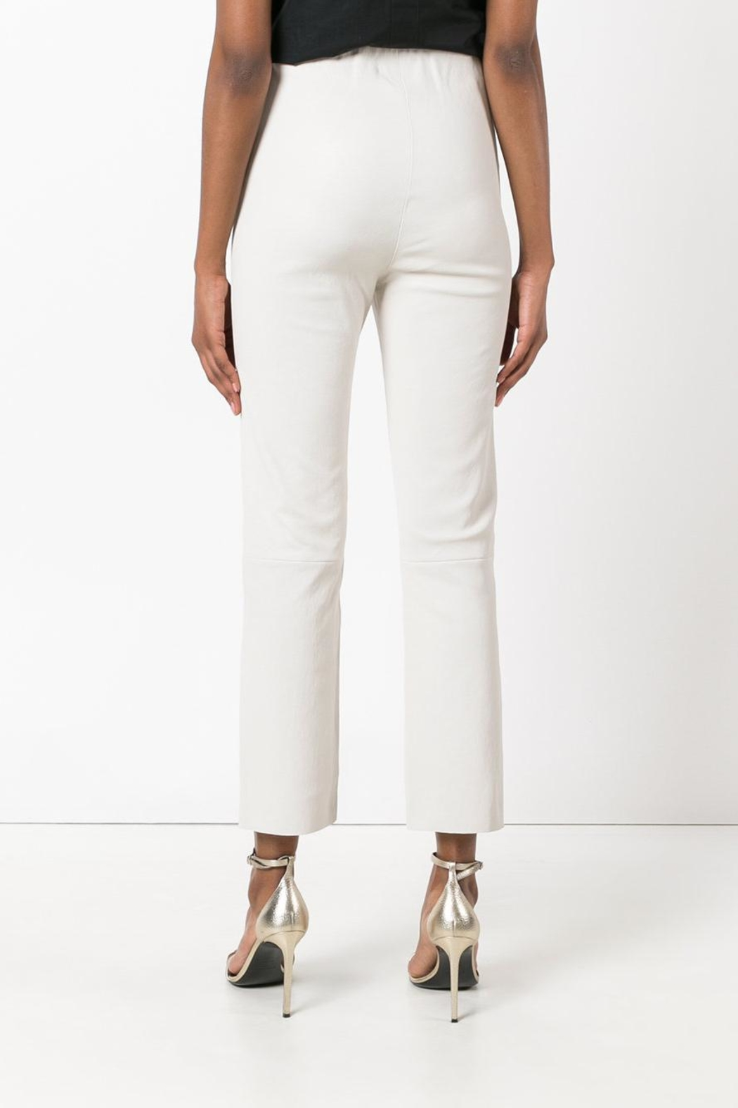 By Malene Birger Florentina Cropped Trouser - Front Full Image