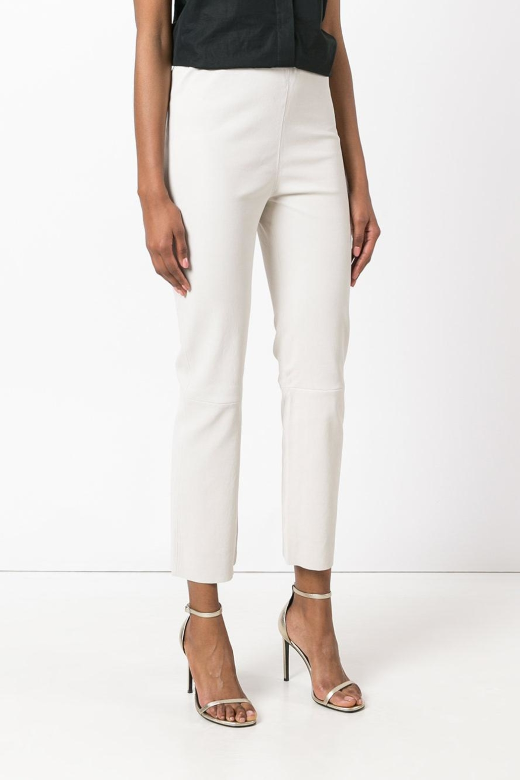By Malene Birger Florentina Cropped Trouser - Main Image