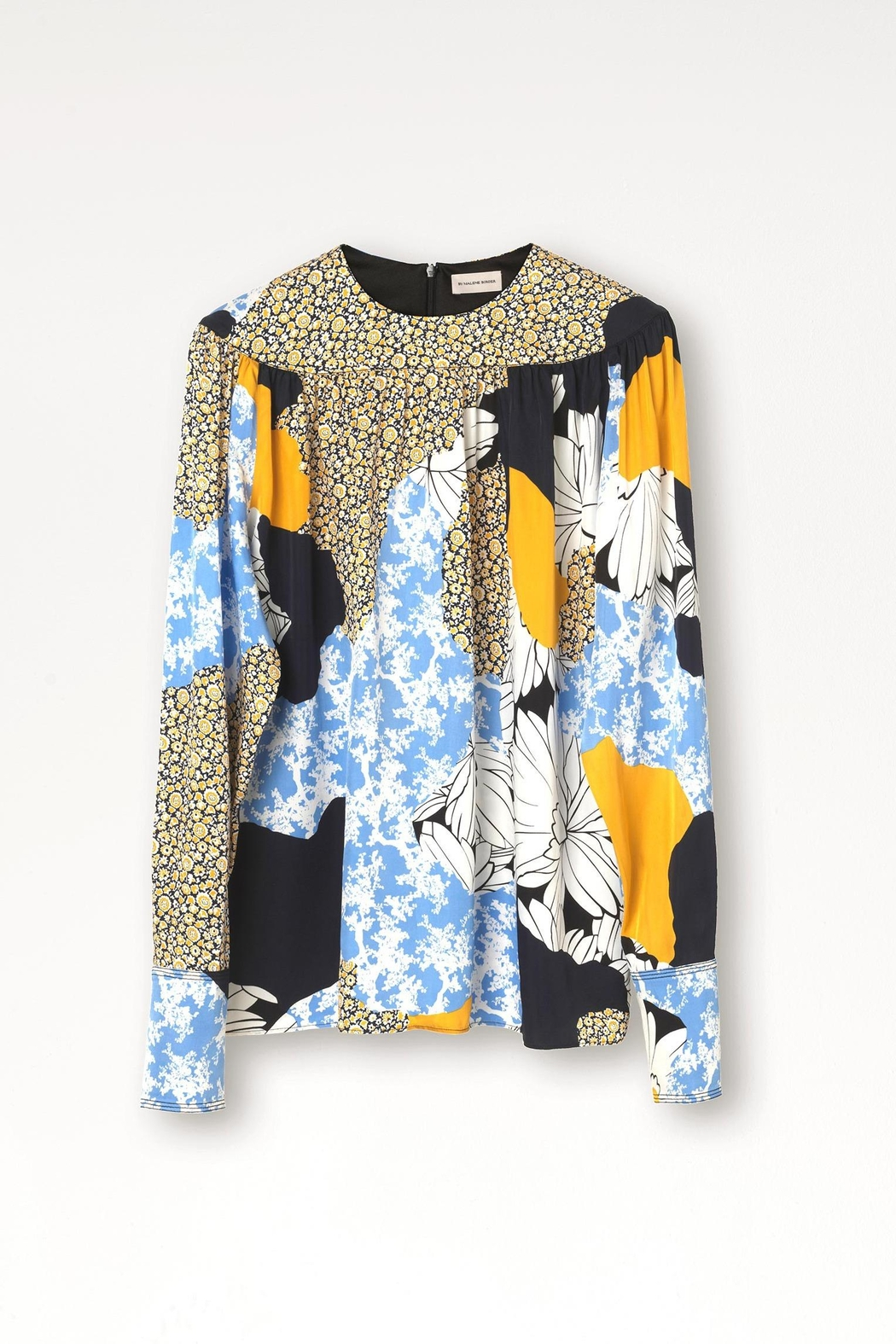 By Malene Birger Napoli Top - Back Cropped Image