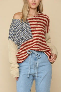 By Together American Sweater - Product List Image