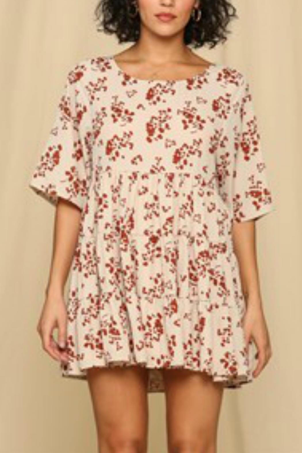 By Together Baby Doll Dress - Front Full Image