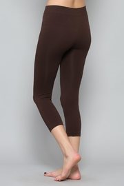 By Together Black Cropped Legging - Side cropped