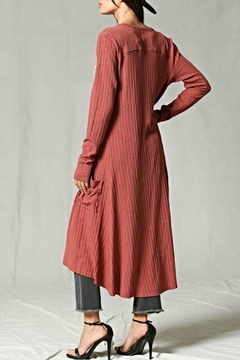By Together Button-Down Maxi Duster - Alternate List Image
